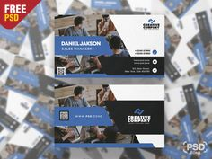 Today's special freebie is Corporate and Creative Business Card PSD. This Corporate and Creative Business Card PSD is perfect for any types of agency, corporate, small big companies and any personal use. Photography Business Cards, Free Business Cards, Psd Templates, Creative Business, Photoshop, Competitor Analysis, Big, House, Inspiration