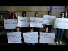 EPI  # No al acoso escolar - YouTube Ap Spanish, Bullying, Education, Youtube, Social Change, Human Rights, Ears Of Corn, Cards, Onderwijs