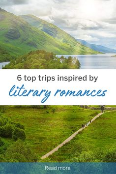 Lonely Planet's list of the best breaks based on the greatest literary romances, from Gone with the Wind to The Notebook. Best Honeymoon Destinations, Travel Destinations, Romances, Romance Novels, Travel Couple, Romantic Travel, Lonely Planet, Solo Travel, Where To Go