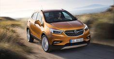Opel Mokka X, llega a Ginebra la renovación del SUV alemán - http://www.actualidadmotor.com/opel-mokka-x/