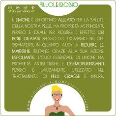 Pillola Eco Bio della settimana: IL LIMONE - BIOLOSOFIA | Bioprofumeria