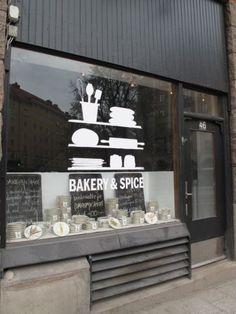 Bakery  Spice | Stockholm