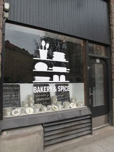 Bakery & Spice | Stockholm #business #restaurant #design