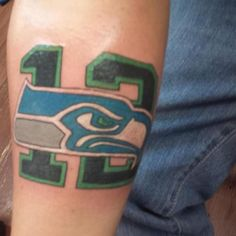1000 images about seattle seahawks tattoo 39 s on pinterest seattle seahawks seahawks and. Black Bedroom Furniture Sets. Home Design Ideas