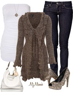 """""""Casually Fab......"""" by mzmamie on Polyvore"""