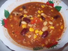 zupa meksykańska Chana Masala, Ethnic Recipes, Food, Essen, Meals, Yemek, Eten