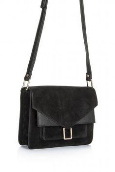 Hitt Bag Luna Saddle Bag Siyah Çanta: Lidyana.com