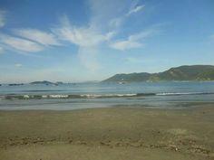 Praia do Pantano do Sul, Florianópolis, Brasil