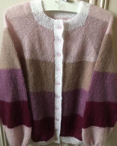 Sorbet Cardigan 🍑 Der er Samstrikk sat i værk af fine @knitsbyaydin @linntheresestrikker og @piamyhrekamp og rabat at hente på både garn og… Sorbet, Color Balance, Cardigans, Sweaters, Knitting Ideas, Pullover, Instagram, Fashion, Winter Time