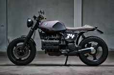 Brutal Beauty - #BMW K100 by Motorecyclos: