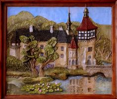 Blatná Frame, Room, Painting, Craft, Manualidades, Picture Frame, Bedroom, Painting Art, Rooms