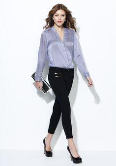 3c7bab90206 bebe- Stripe Outfit Inspiration
