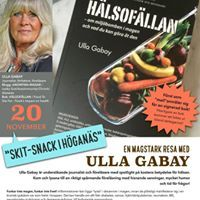 Skitsnack med ULLA GABAY REGISTER NOW at info@niastudio.se