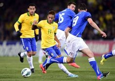 22.06.2013 Confederation Cup Italy - Brasil Prediction:2 Odds: 1.65 Result: 2-4 Winning prediction!! www.efootballtips.com/recent - By using the results predicted by us you can have significant earnings every month!