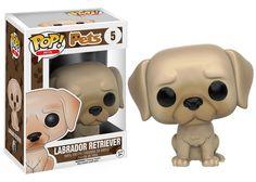 Pets: Labrador Retriever (dog) Pop by Funko Figurines D'action, Pop Figurine, Labrador Retrievers, Labrador Puppies, Retriever Puppies, Golden Retrievers, Dachshund, Funko Pop Dolls, Funko Toys