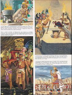 [Warband][B] The Aztecs (Warband 1.143) (Suspended) Ancient Aztecs, Ancient Civilizations, Ancient History, Objets Antiques, Mexican Artwork, Colombian Art, Aztec Empire, Aztec Culture, Inka