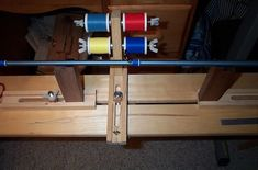 Another Rod Wrapping Jig