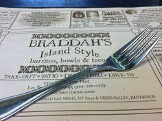 Braddah's Island Style - Las Vegas, NV, United States. Mel C was here!