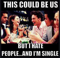 It's funny coz it's true.
