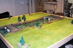 HOw to make a quality warhammer table
