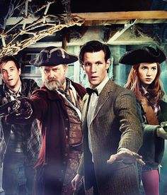 I love how they all look so epic and then Rory is being all Sirened