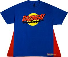 Super Sheldon Shirt