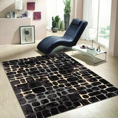 Ruby Garnet Black Rug This affordable collection, with its in-demand colours, textures and highly versatile designs, is suitable for every budget, taste and home-decor. The variety of designs within this collection includes contemporary, Persian traditional, European classic and novelty picture-rugs. Material: polypropylene BCF fibrePile Height: 8 MMNon-sheddingEasy to CleanStain ResistantMoth ResistantOrigin: Made in TurkeyAvailable 80x2000 roll Contemporary, Room Carpet, Rugs In Living Room, Rugs, Black Rug, Rugs Online, Rugs On Carpet, Contemporary Rug, Home Decor