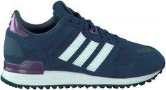Blauwe Adidas Sneakers ZX 700 W online kopen