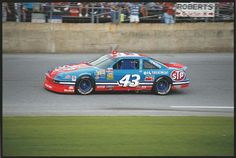 NASCAR Pontiac Grand Prix Richard Petty 43