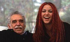 Gabriel Garcia Marquez & Shakira