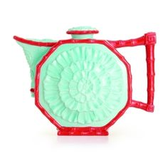 JEAN BOGGIO for FRANZ - Time Flower Teapot