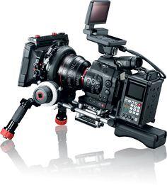 Cinema Camera 35mm 4K - EOS C500 | Canon Cinema EOS