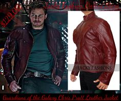 #ChrisPratt #GuardiansoftheGalaxy #Jacket Is created By Jacky Fashion #OnlineStore #discountedprice Only $129.00 with free worldwide shipping,  #cute #awesum #malefashion #clothing #usafashion #iloveu #Fashionable #Fashion #Style #Designer #MenFashion #Fashionista #Accessories #MenStyle #Male #FashionBlog #FashionBlogging #Collection #Outfit #celebs #celebrities #onlineshopping