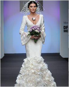 Lydia Lavin Designer Wedding Dress Mexican