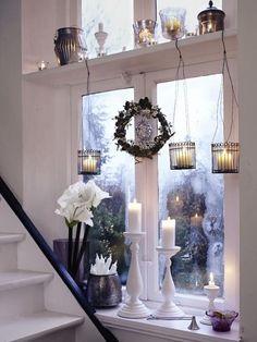 Ideoita ja inspiraatiota joulukodin somistamiseen - Christmas Decoration Ideas ...