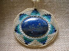 macrame with precolombian designs   Flickr - Photo Sharing!