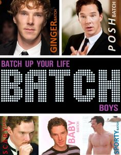 Batch up your life! (Hahahaha oh goodness 90's flashback!!) Mmmm, what I want, what I really really want