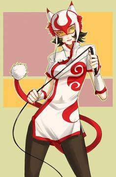 Shanghai Catwoman