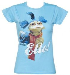 Ladies Worm Ello Labyrinth T-Shirt