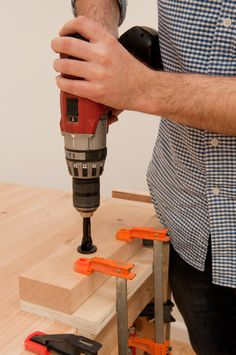 A row of dog holes turns your workbench into an amazingly versatile clamping surface. Here's how to not screw it up.