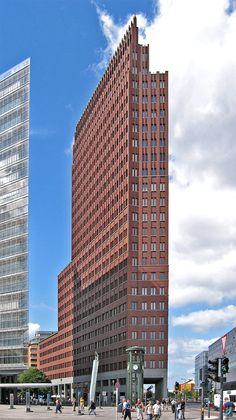 Kolhoff Tower, Berlin