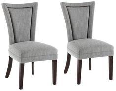Greystone chair (Set of 2) - Art Van Furniture