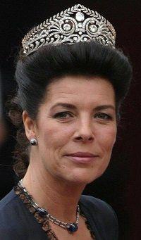 Brunswick diamond tiara (Princess Caroline of Hanover; Germany)
