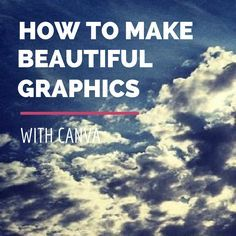 Want to create striking images without a web design degree? Learn how to use Canva to create beautiful graphic images for your marketing content. http://plcstr.com/1y1BhOX /explore/design /search/?q=%23realestatewebsite&rs=hashtag