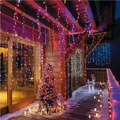 Décors de Noël : On décore aussi l'extérieur