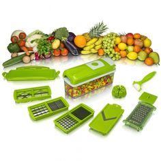 Nicer Dicer Plus Compraymas Cortador Verduras Prep Kitchen, Kitchen Helper, Kitchen Dinning, Kitchen Appliances, Vegetable Chopper, Vegetable Slicer, Nicer Dicer Plus, Slicer Dicer, Kitchenaid