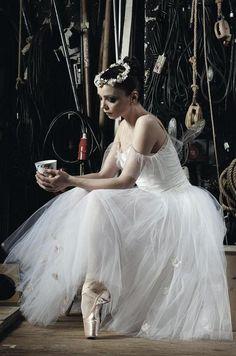 Ballet - Backstage.