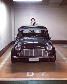 Mini Cooper Classic, Classic Mini, Mini Coopers, Bike, Minis, Cars, Collection, Design, Men