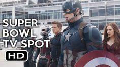 Captain America: Civil War Super Bowl TV Spot (2016) Chris Evans, Robert Downey Jr. Movie HD  Captain America: Civil War Super Bowl TV Spot (2016) Chris Evans, Robert Downey Jr. Movie HD [Official Trailer] #, #, #2016, #America, #Bowl, #Captain, #CaptainAmerica, #Chris, #ChrisEvans, #Civil, #Downey, #Evans, #Hd, #Jr, #Movie, #Official, #Robert, #RobertDowneyJr, #Spot, #Super, #Trailer, #Tv, #War, #WarSuperBowl   Read post here : https://www.fattaroligt.se/captain-america-