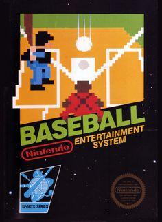 Baseball - NES - Purchased